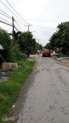 Bán đất 2 mặt tiền đường Ngô Thị Phiện, có thổ cư huyện Củ Chi ảnh 0