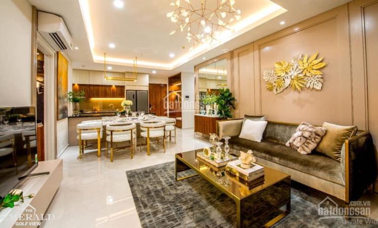 Căn hộ Bình Dương view sân golf Sông Bé, CK 4% và 3 chỉ vàng ĐB tặng chuyến nghỉ dưỡng Đà Nẵng 3N2Đ