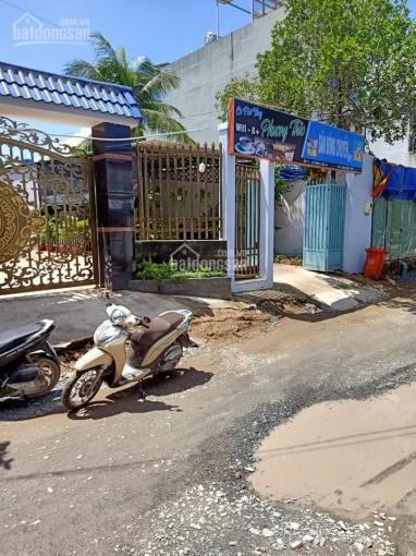 Nhà đẹp mê 1/123, VLA DT 6x10m trệt lầu mặt tiền đường đang đổ nhựa giá nhanh, 1 tỷ 850