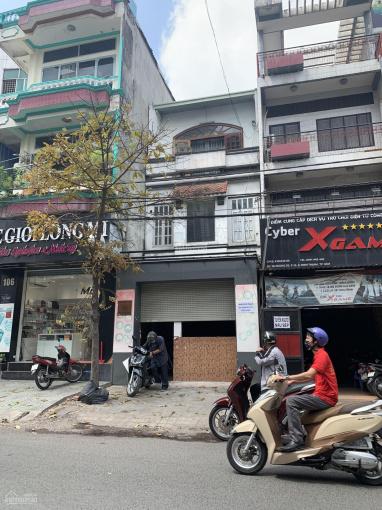 Nhà MT Nguyễn Đình Chiểu làm văn phòng, ngân hàng, spa, thời trang, 4.5x18m, 5 lầu, giá 60tr/th