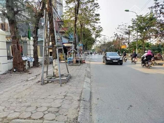 Bán gấp nhà phố Trường Chinh, Khương Thượng, view hồ đẹp, KD sầm uất ô tô tránh, 75m2 MT 8m 12,8 tỷ