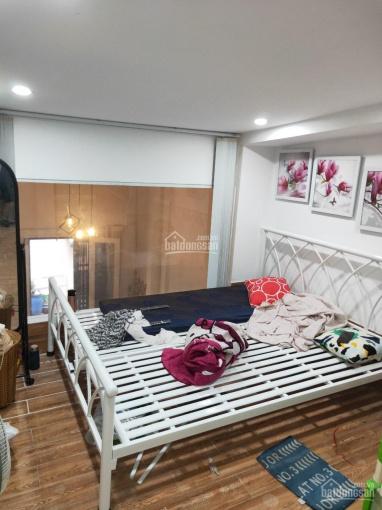 Cho thuê nhà mới đẹp hẻm 4m đường Hậu Giang, P. 12, Q. 6, DT 3x10m, trệt lửng, 2PN 2WC. Giá 8tr TL