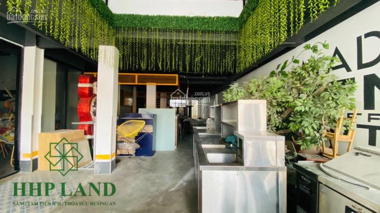Cho thuê nhà 1 trệt 2 lầu, DT: 10m x 35m, mặt tiền đường Phan Trung (đường 5 cũ)