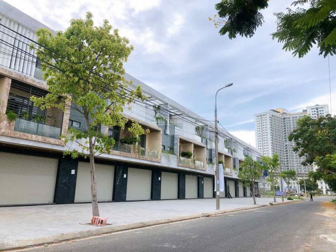 2 mặt tiền đường 15m, view công viên, nhà phố giá rẻ trung tâm Đà Nẵng