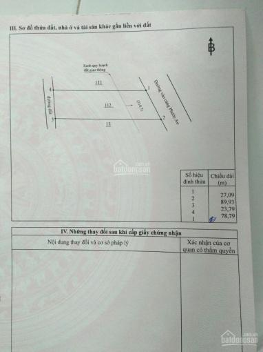 Chính chủ gửi cần bán gấp lô đất MT đường Liên Cảng, sát TĐC Long Thọ, giá đầu tư, LH 0704487698 ảnh 0