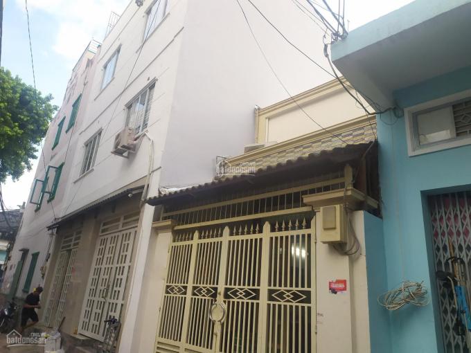 Bán nhà đường Tô Hiệu, HXH sạch đẹp, 4x19.8, 1 lửng, giá 5.65 tỷ