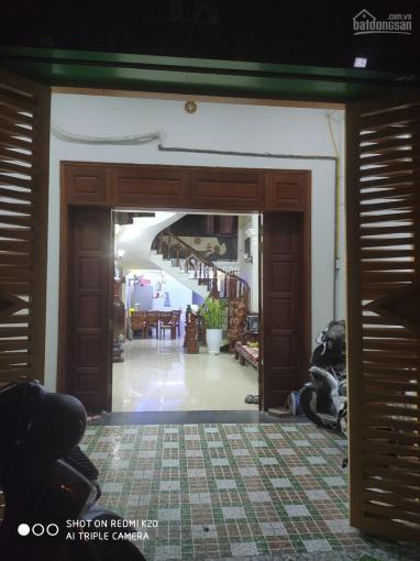 Bán nhà dân xây 3 tầng, ngõ ô tô vào tận nơi tại trung tâm quận Lê Chân