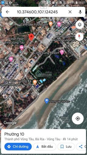 Bán đất biệt thự nghỉ dưỡng khu du lịch long cung TP Vũng Tàu. Giá quá rẻ