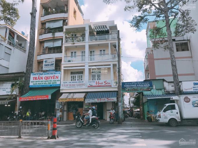 Cần bán nhà MT Bà Hạt, quận 10 gần Nguyễn Tri Phương, 215m2 giá 55 tỷ ảnh 0