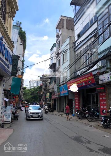 Bán nhà mặt phố Tựu Liệt, Thanh Trì 300m2 x 4T, mặt tiền 10m, giá 21 tỷ
