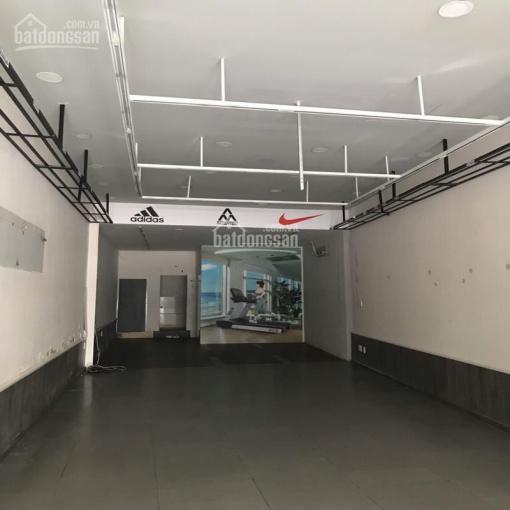 Cho thuê nhà mặt tiền 4x19m, Nguyễn Trãi, Q. 1, 117tr/tháng