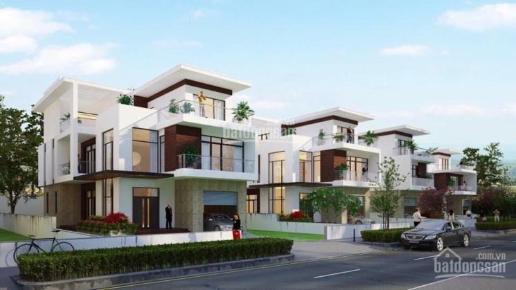 Cần bán căn biệt thự song lập và đơn lập 1 trệt, 2 lầu Lucasta Khang Điền, sổ hồng. LH: 0907755587 ảnh 0