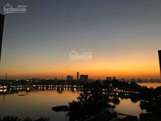 Nhà mặt phố Nguyễn Huy Tưởng, DT 60m2x3 tầng, MT 4m, mọi loại hình KD, giá 22tr/th, 0961486273
