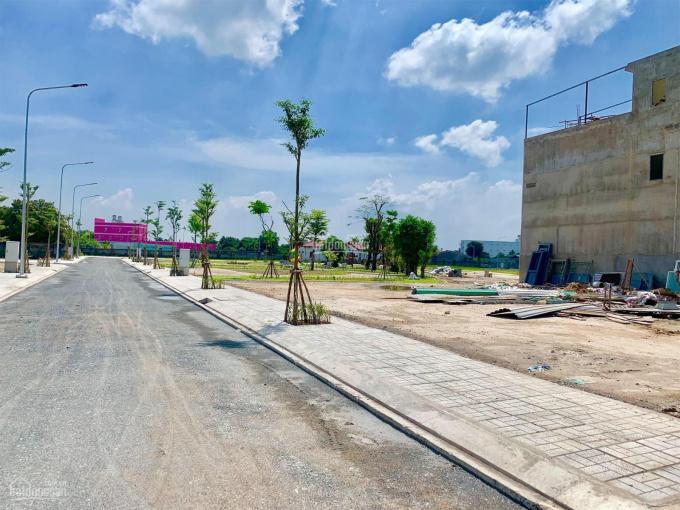 Thanh lý gấp lô đất ngay KDC Bến Lức và KDC chợ Bình Điền, P.7, Q.8, SR, đường 10m giá TT 1.6 tỷ ảnh 0