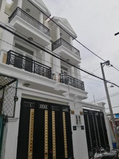 Bán nhà đường 11 phường Trường Thọ 4x14m trệt 2 lầu 4PN 4WC hoàn công đầy đủ giá chỉ 5 tỷ 5