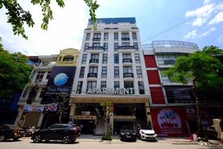 Cho thuê nhà mặt phố Văn Cao Ngô Quyền Hải Phòng làm phòng giao dịch ngân hàng, DT 270m2