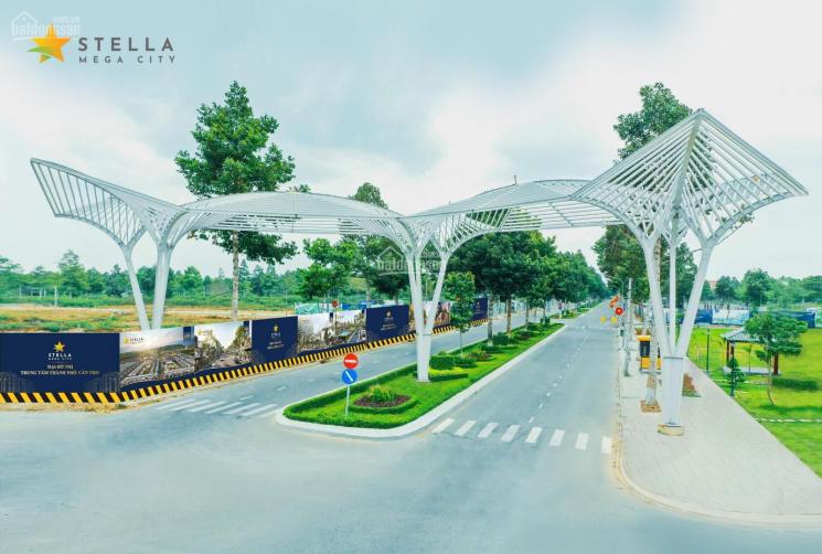 Suất nội bộ nền shophouse (Stella Mega City) đường 25m chỉ 2,8 tỷ/nền DT 107.5m2 - 0933.443.900 ảnh 0