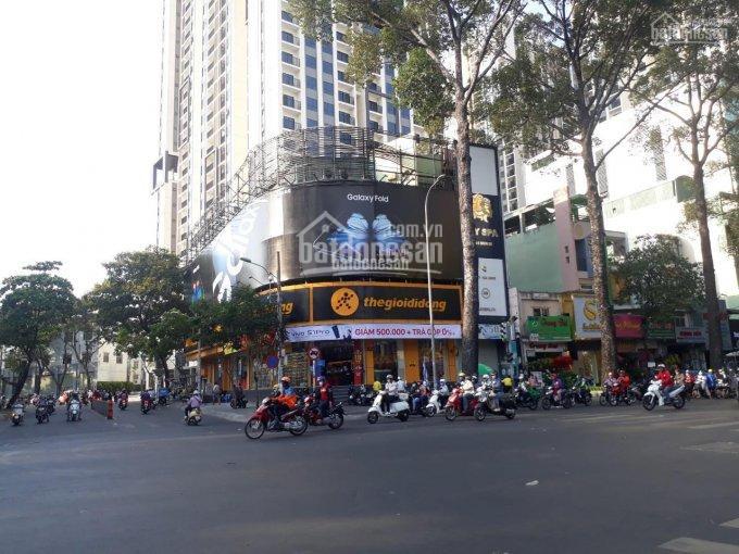 Chính chủ bán building MT Hoàng Văn Thụ 8x20m. Trệt 5 lầu HDT: 100tr giá 49 tỷ LH: 0931234799 ảnh 0