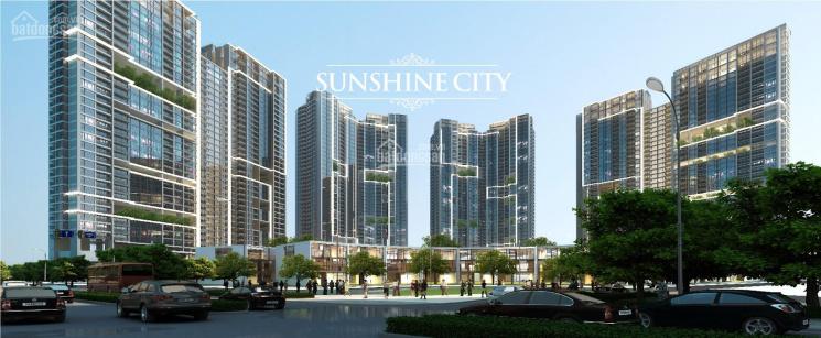 Cơ hội! Chỉ với 1tỷ8 sở hữu ngay căn hộ 3 PN-Sunshine City Sai Gon -Quận 7- liền kề Phú Mỹ Hưng