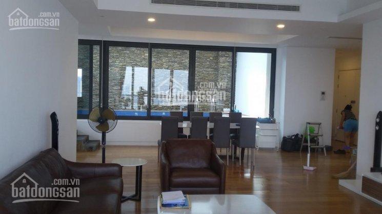 Bán căn hộ chung cư cao cấp tại Indochina Plaza Hà Nội 241 Xuân Thủy. DT 200m2 4 phòng ngủ 3wc full ảnh 0