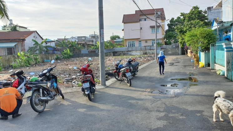 Bán đất đường Hồ Văn Tư ngay Chợ Thủ Đức giá 58 triệu/m2 cọc và đi công chứng