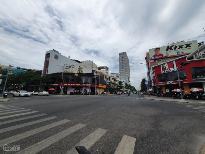 Cho thuê nhà 2 mặt tiền Lê Đình Lý, ngang rộng 18m