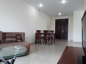 Cho thuê căn hộ Harmona, căn góc 2 PN - 12 Tr/tháng