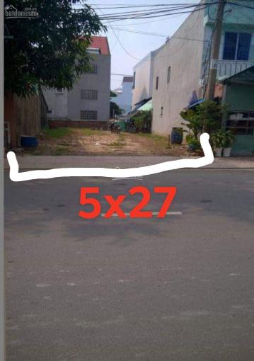 Cần bán gấp lô đất mặt tiền 5x27m, mặt đường 8m, Bàu Bàng