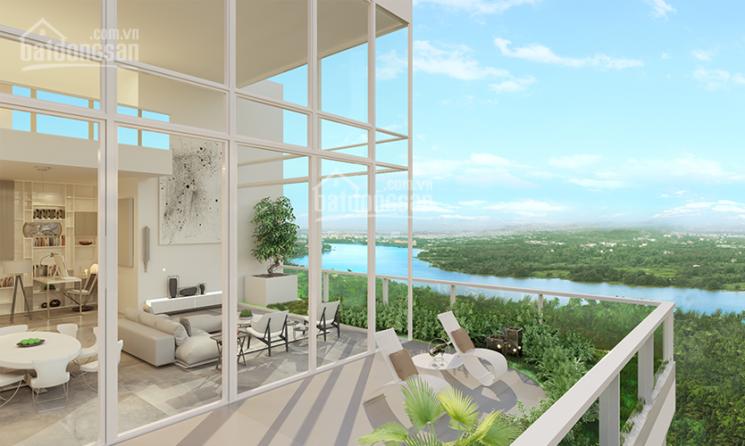 Đặt chỗ mua penthouse The River Thủ Thiêm view sông sài gòn và quận trung tâm. Lh 0937955328 ảnh 0