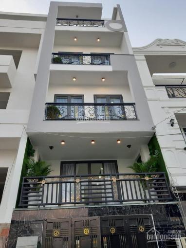 Chỉ với 8 tỷ lúc đầu mình đã có 1 căn nhà đẹp đường Phan Đăng Lưu P3, Bình Thạnh, DT 4.5x17m 1T 3L
