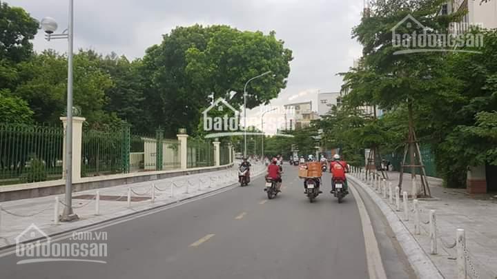 Bán nhà phố Đại Cồ Việt, diện tích 100m2 x 7 tầng thang máy, mặt tiền: 4,4m, giá 19,8 tỷ TL