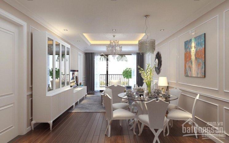 Bán gấp căn hộ chung cư Indochina Plaza Hà Nội, 241 Xuân Thủy, 98m2, 2PN, full nội thất giá 4.05 tỷ ảnh 0
