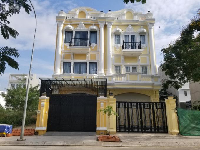 Bán nhà phố 1 trệt 3 lầu quận 2, DT 5x17m, nhà hoàn thiện, 7 phòng, đường thông 12m, giá 7.1 tỷ ảnh 0