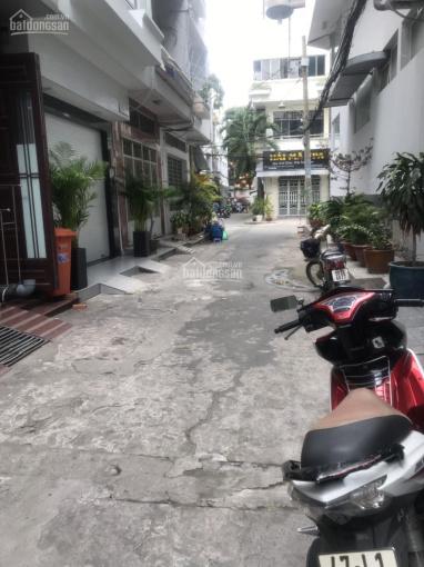 Bán nhà hẻm xe hơi Hòa Bình, phường 5, quận 11. (13x13.6m) nhà 2 lầu giá 19,5 tỷ
