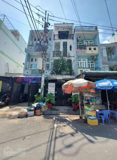 Nhà hẻm xe hơi thông 8m Lý Thánh Tông, P. Tân Thới Hòa, Q Tân Phú (3.6mx18m) - 4 tấm - giá 7.5 tỷ