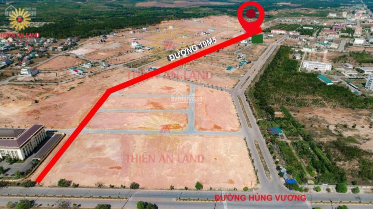Khu đô thị Nam Đông Hà - Quảng Trị GĐ 1.2.3, giá từ 760 triệu/lô - LH 093.1195.888