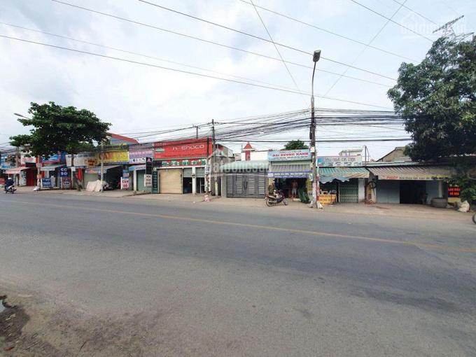 Cần bán nhà đất 2 mặt tiền đường lớn Bùi Văn Hoà, diện tích: 439m2 thổ cư, sổ riêng 100% ảnh 0