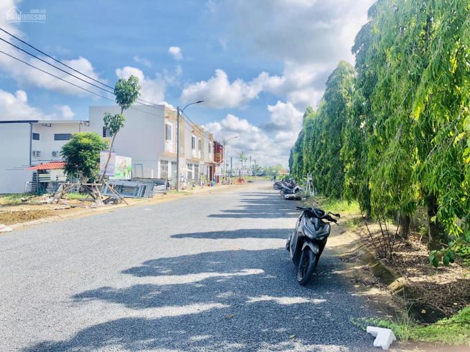 Bán đất 80m2 thổ cư - Lộ 10m - Sổ đỏ - KDC Minh Trí