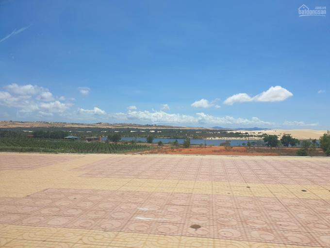 Bán đất 1220m2 mặt tiền 716 Hòa Thắng view Bàu Trắng ảnh 0
