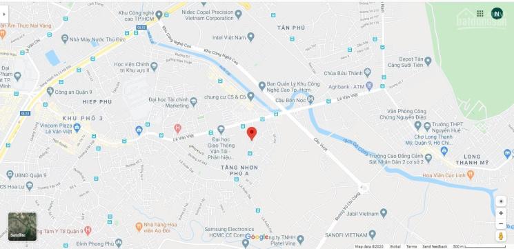 Nhà mới 1 trệt 3 lầu có chỗ đậu ô tô, hẻm 6m, cách Lê Văn Việt 200m, Tăng Nhơn Phú A, Q9 giá 5.5 tỷ