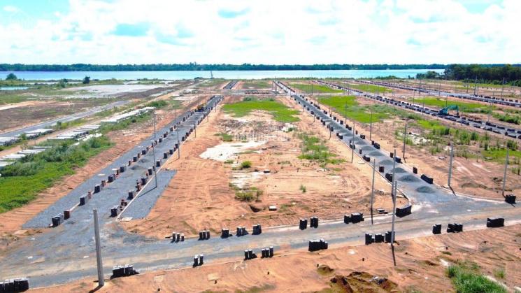 Bán đất nền dự án thị trấn Mái Dầm, Huyện Châu Thành, Hậu Giang giai đoạn 2 giá chỉ 660tr