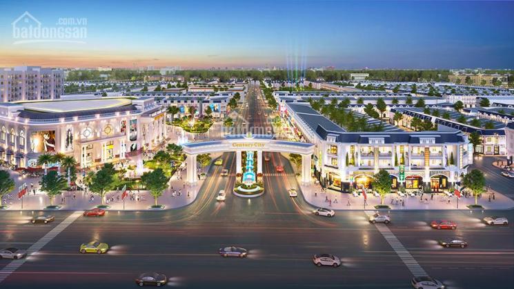 Bán nhanh vài vị trí mặt tiền ĐT 769 dự án Century City Kim Oanh, thành phố sân bay Long Thành