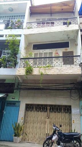 Nhà hẻm 8m 1/ Phan Văn Khỏe, 4 x 13m