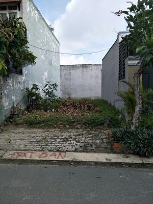 Đất nằm đường 30/4, Phường Phú Hoà, Thủ Dầu Một, giá chỉ 1,020 tỷ/nền. LH 0396088991