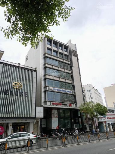 Tòa nhà góc 2MT Đồng Đen - Bàu Cát Đôi, Tân Bình Hầm 6 lầu TN 2 tỷ/năm DT (9x16m). Giá 42 tỷ ảnh 0