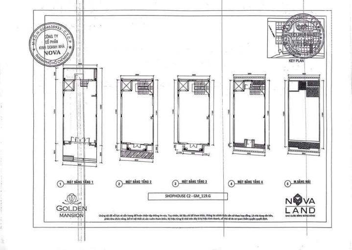 Bán shophouse - Novaland Golden Mansion 119G Phổ Quang ảnh 0