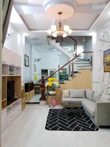 Cho thuê nhà giá rẻ full nội thất Đường Quang Trung, P. 8, Q. Gò Vấp