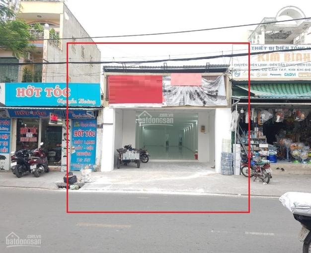 Nguyên căn cho thuê bao rẻ chỉ 18tr nằm trên mặt tiền đường Trần Quốc Tuấn, quận Gò vấp