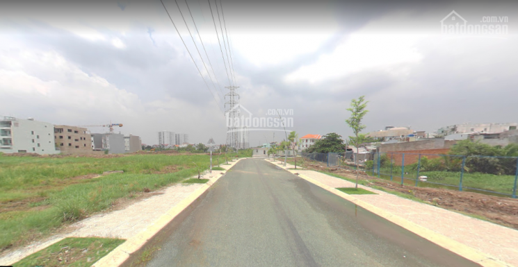 Bán đất đường số 5 Bông Sao, P5, quận 8, 90m2 nền sổ hồng riêng giá 3.5 tỷ. LH 0796964852 ảnh 0