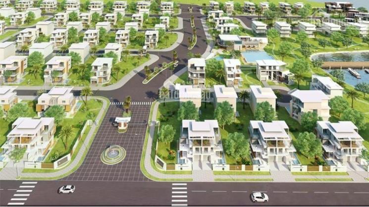 Cần bán gấp căn biệt thự vip nhất dự án Lucasta Khang Điền full nội thất giá tốt nhất thị trường ảnh 0